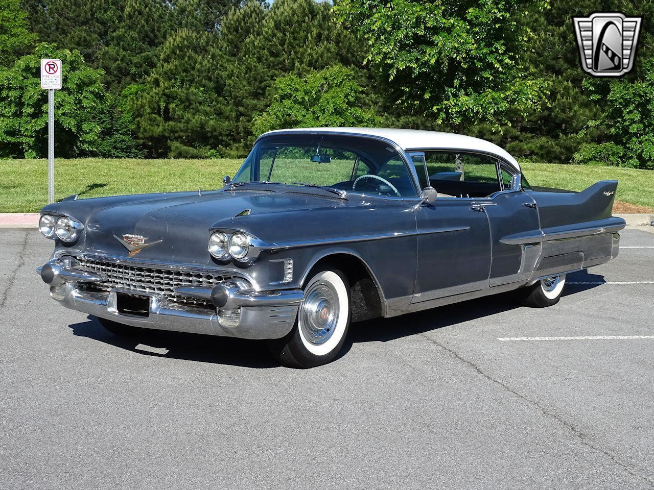 1958 Cadillac Sixty Special (CC-1340777) for sale in O'Fallon, Illinois