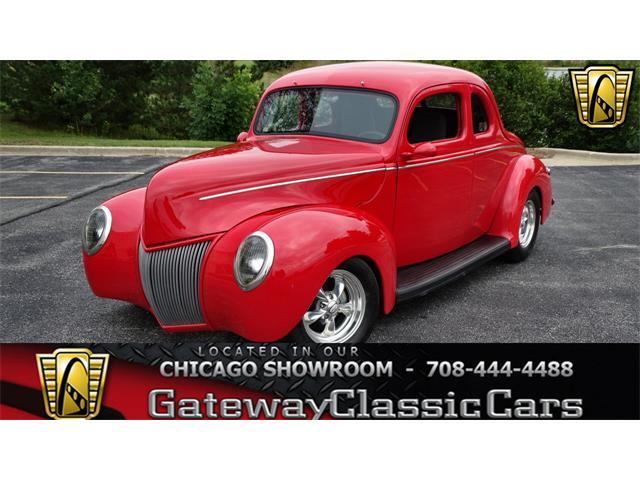1939 Ford Deluxe (CC-1340796) for sale in O'Fallon, Illinois