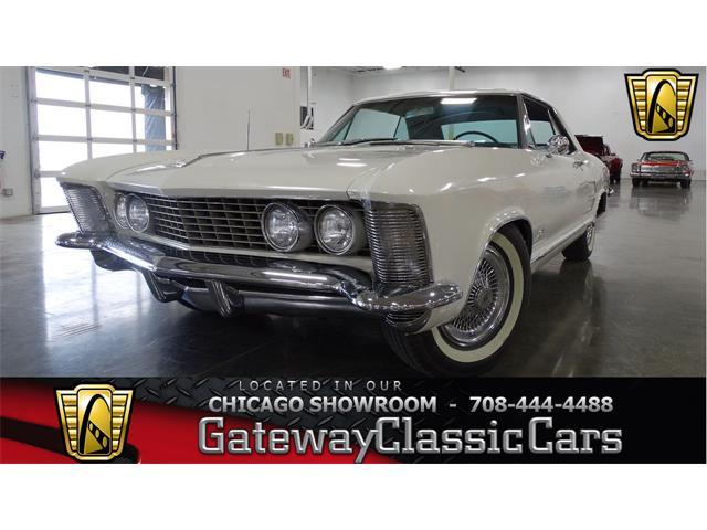 1963 Buick Riviera (CC-1340798) for sale in O'Fallon, Illinois