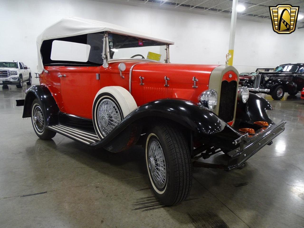 1931 Ford Phaeton (CC-1340801) for sale in O'Fallon, Illinois