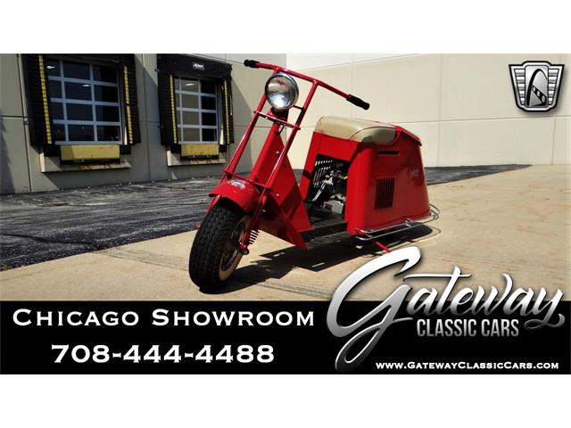 1949 Cushman Motorcycle (CC-1340807) for sale in O'Fallon, Illinois
