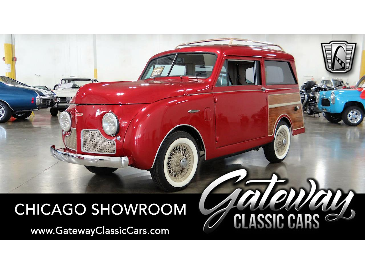 1941 Crosley Station Wagon (CC-1340808) for sale in O'Fallon, Illinois