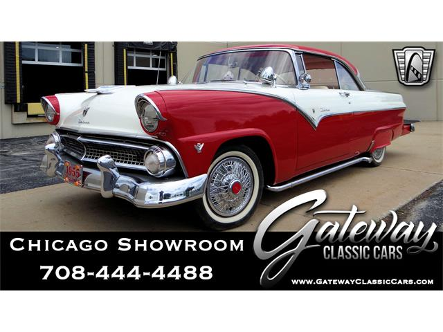1955 Ford Fairlane (CC-1340816) for sale in O'Fallon, Illinois