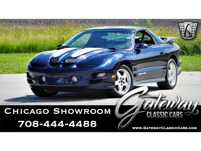 2002 Pontiac Firebird (CC-1340820) for sale in O'Fallon, Illinois