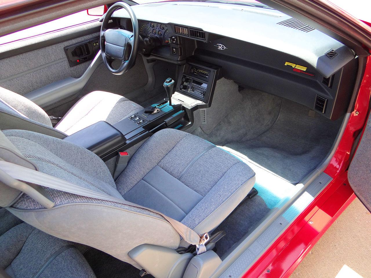 1992 Chevrolet Camaro (CC-1340824) for sale in O'Fallon, Illinois