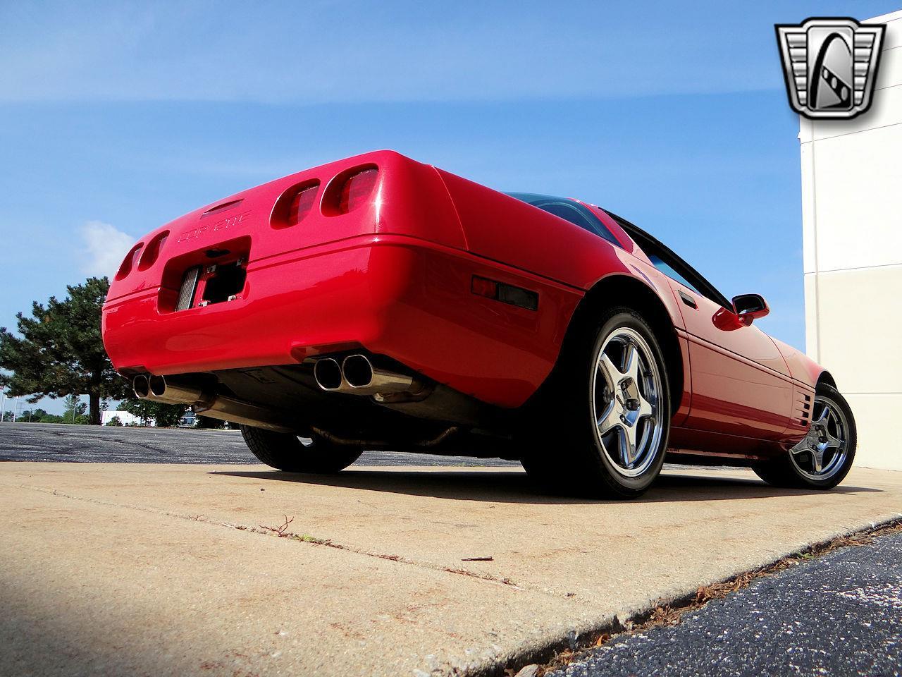 1991 Chevrolet Corvette (CC-1340826) for sale in O'Fallon, Illinois