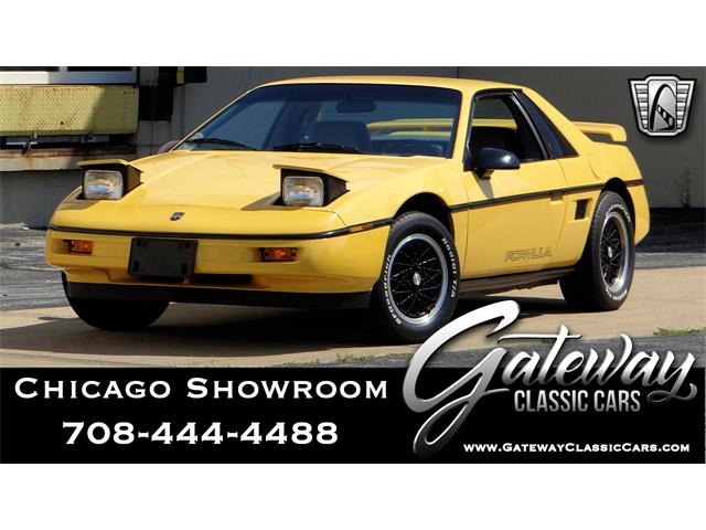 1988 Pontiac Fiero (CC-1340831) for sale in O'Fallon, Illinois