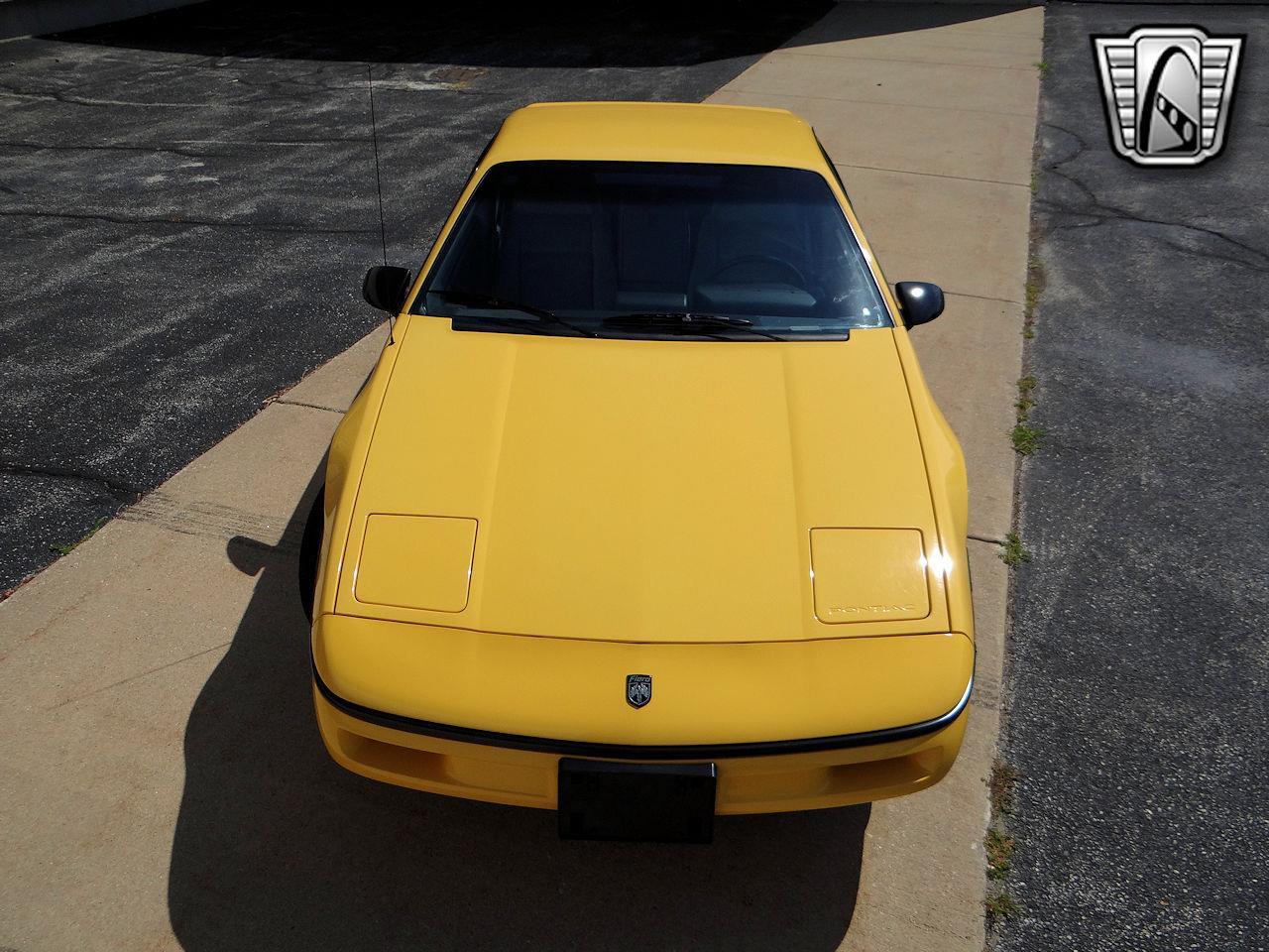 1988 Pontiac Fiero (CC-1340831) for sale in O'Fallon, Illinois