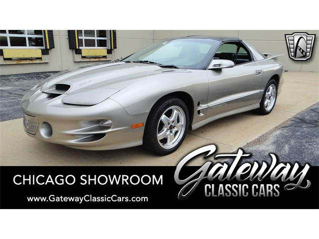 2002 Pontiac Firebird (CC-1340841) for sale in O'Fallon, Illinois
