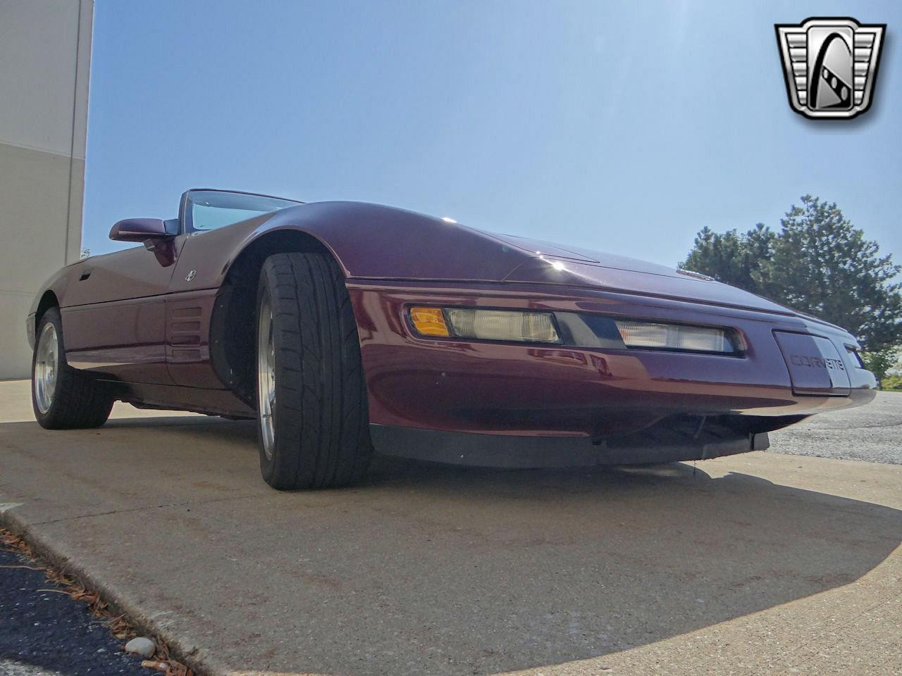 1993 Chevrolet Corvette (CC-1340844) for sale in O'Fallon, Illinois