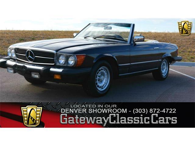 1981 Mercedes-Benz 380SL (CC-1340892) for sale in O'Fallon, Illinois