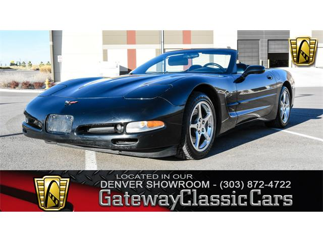 1998 Chevrolet Corvette (CC-1340894) for sale in O'Fallon, Illinois