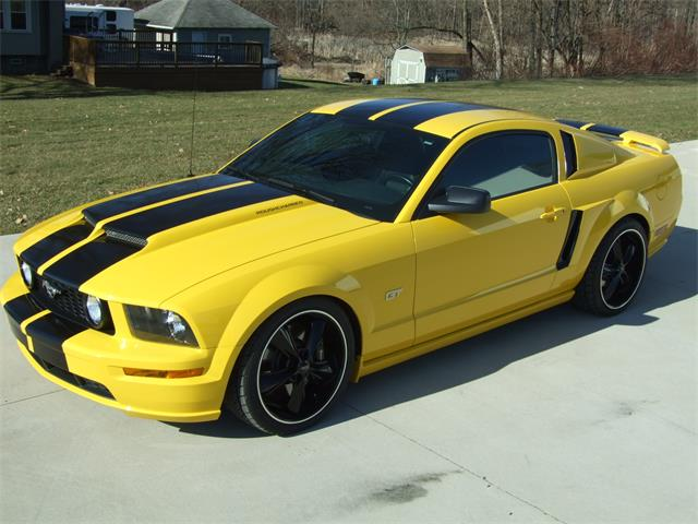 2005 Ford Mustang GT (CC-1340090) for sale in Canton, Ohio