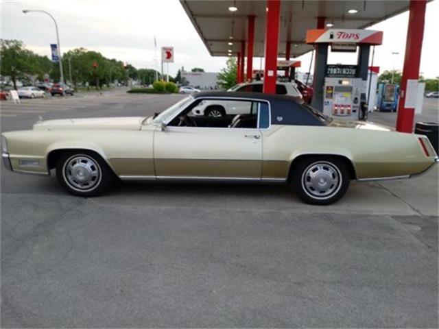 1967 Cadillac Eldorado (CC-1340091) for sale in North Tonawanda, New York