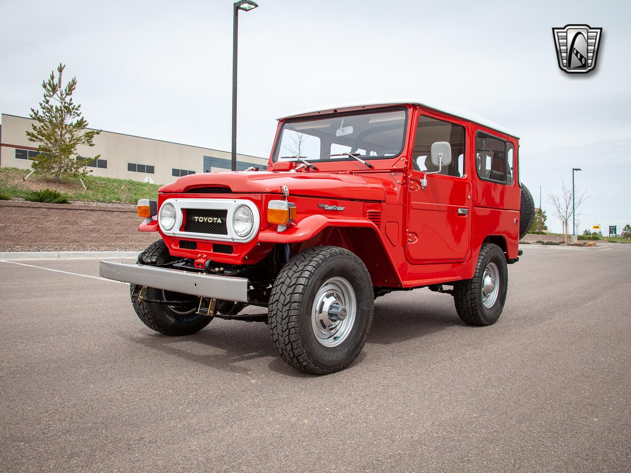 1978 Toyota Land Cruiser FJ40 (CC-1340910) for sale in O'Fallon, Illinois