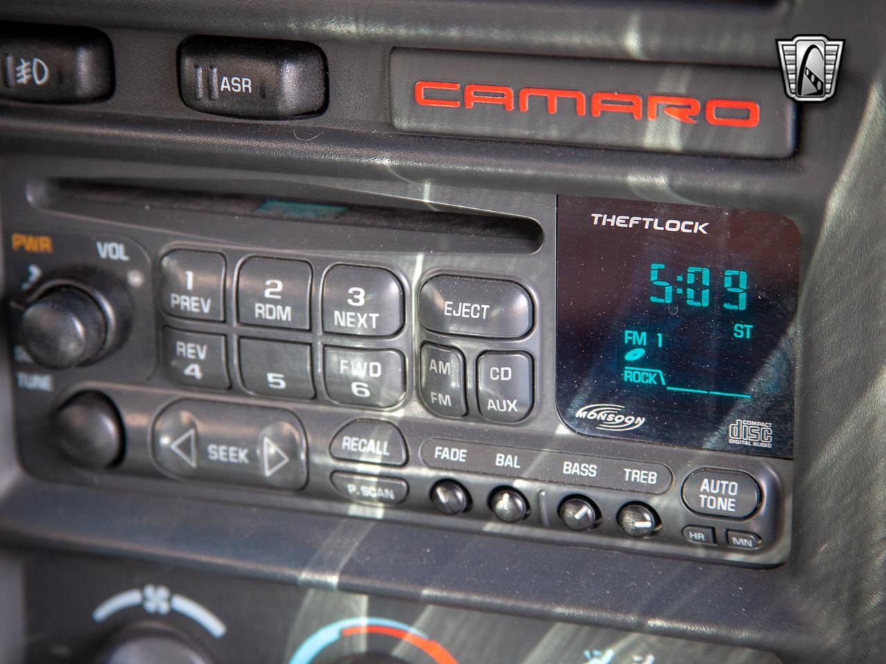 1999 Chevrolet Camaro (CC-1340925) for sale in O'Fallon, Illinois