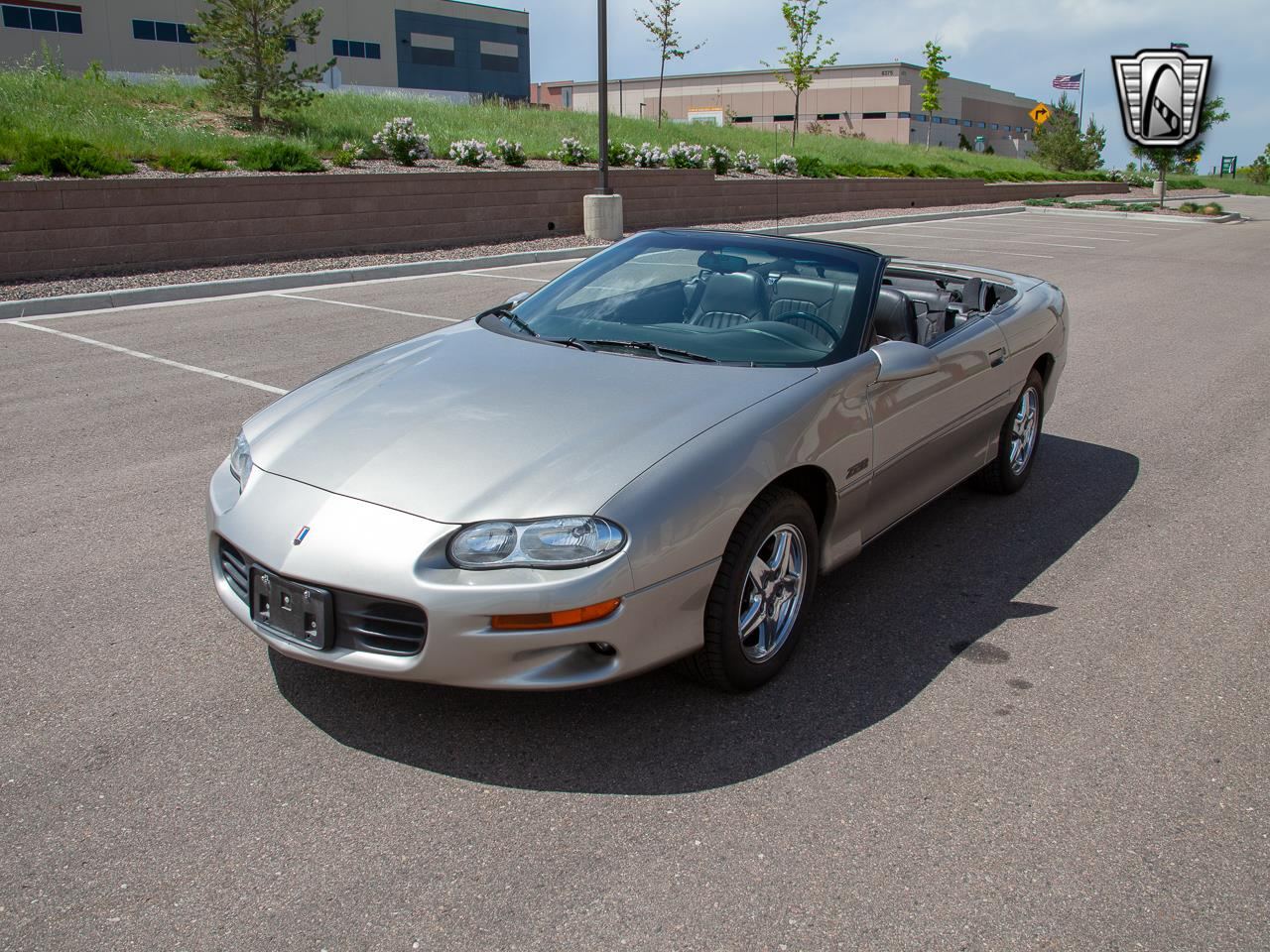 2000 Chevrolet Camaro (CC-1340927) for sale in O'Fallon, Illinois