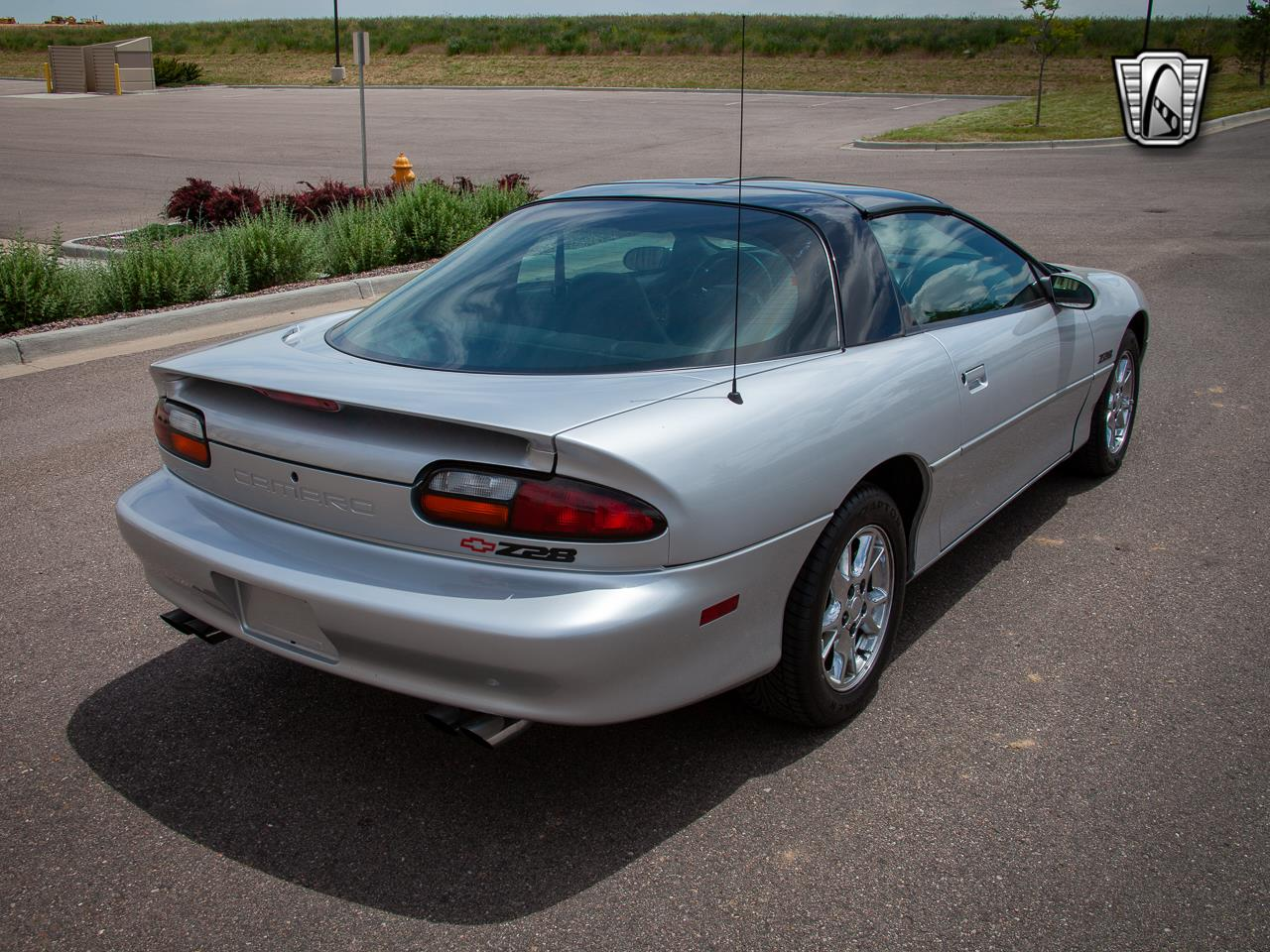2002 Chevrolet Camaro (CC-1340934) for sale in O'Fallon, Illinois