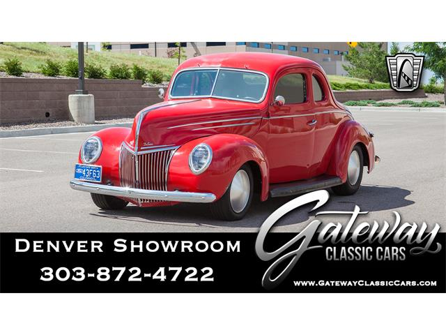 1939 Ford Deluxe (CC-1340935) for sale in O'Fallon, Illinois