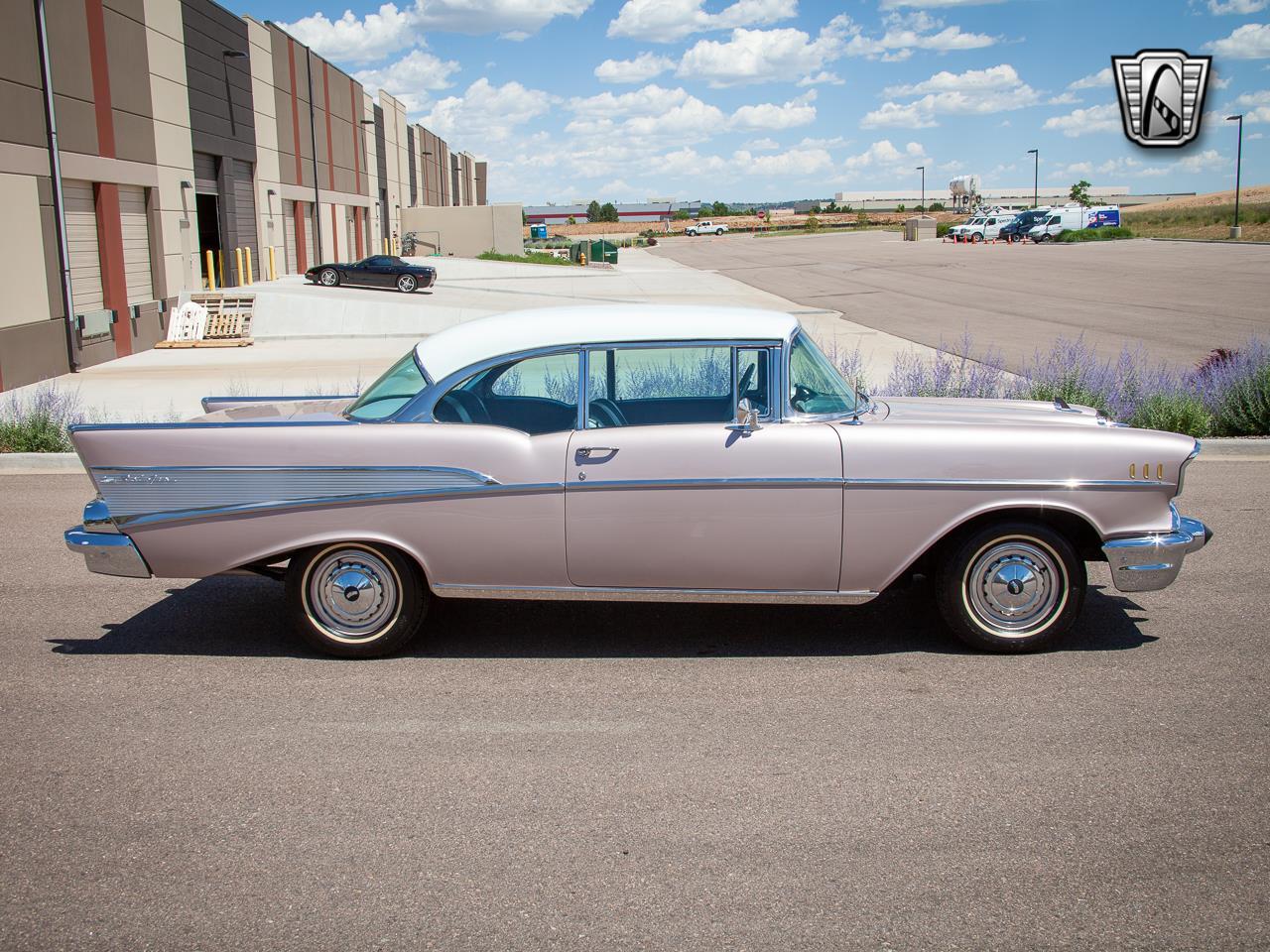 1957 Chevrolet Bel Air (CC-1340941) for sale in O'Fallon, Illinois