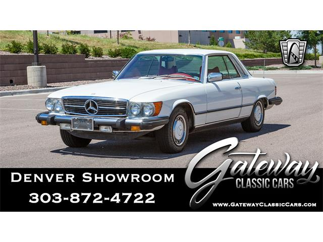 1977 Mercedes-Benz 450SLC (CC-1340946) for sale in O'Fallon, Illinois