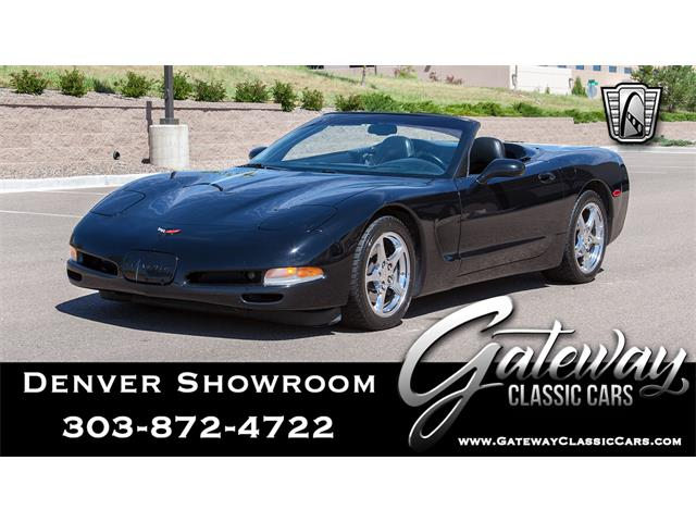 2000 Chevrolet Corvette (CC-1340948) for sale in O'Fallon, Illinois