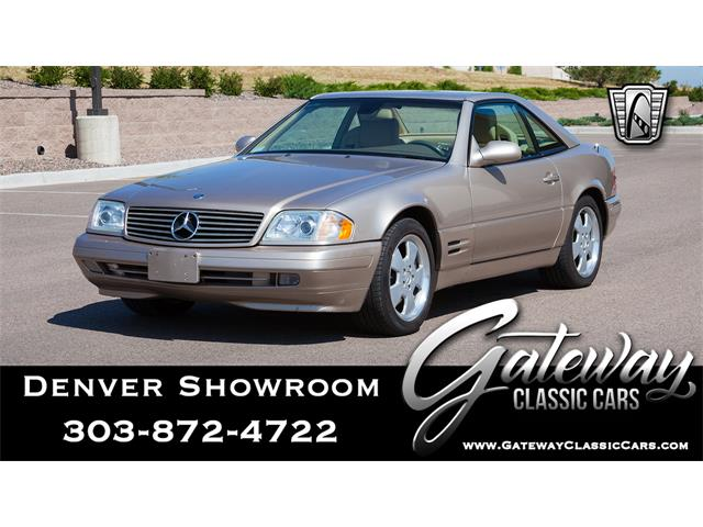2000 Mercedes-Benz SL500 (CC-1340962) for sale in O'Fallon, Illinois