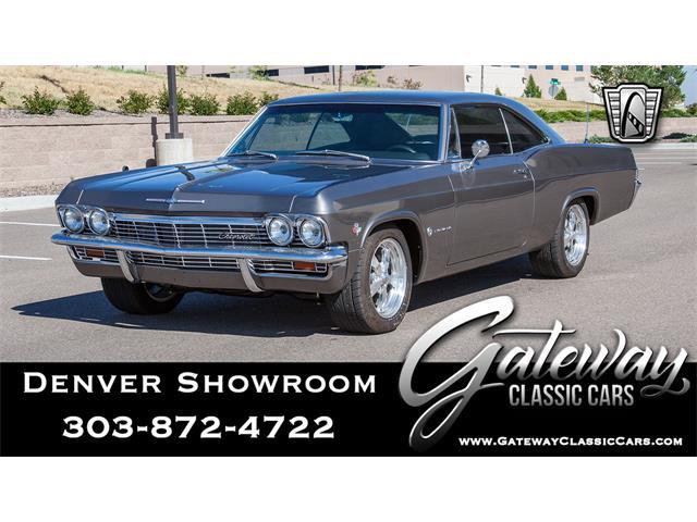 1965 Chevrolet Impala (CC-1340968) for sale in O'Fallon, Illinois