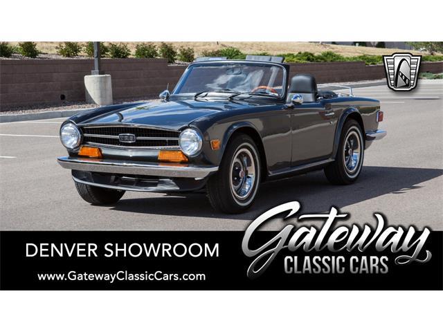 1973 Triumph TR6 (CC-1340974) for sale in O'Fallon, Illinois
