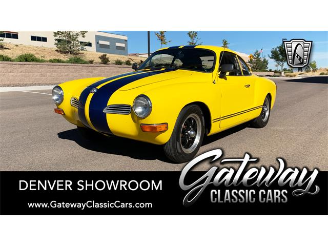1972 Volkswagen Karmann Ghia (CC-1340975) for sale in O'Fallon, Illinois