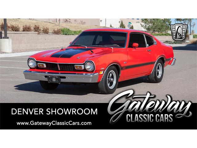 1977 Ford Maverick (CC-1340985) for sale in O'Fallon, Illinois