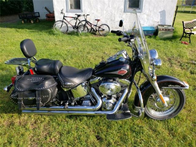 2000 Harley-Davidson Softail (CC-1340099) for sale in Cornelius, North Carolina