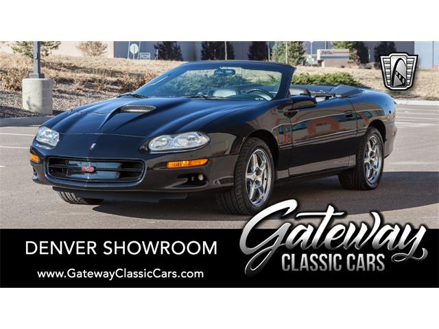 2002 Chevrolet Camaro (CC-1340991) for sale in O'Fallon, Illinois