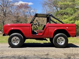 1967 Ford Bronco (CC-1349920) for sale in Stow, Massachusetts