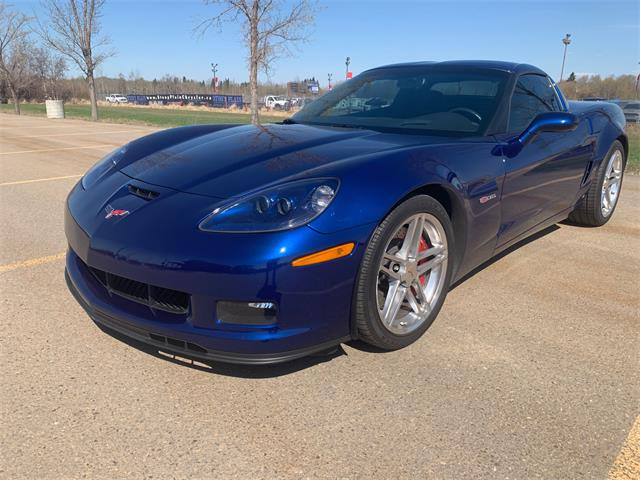 2006 Chevrolet Corvette Z06 (CC-1349923) for sale in stony plain, Alberta