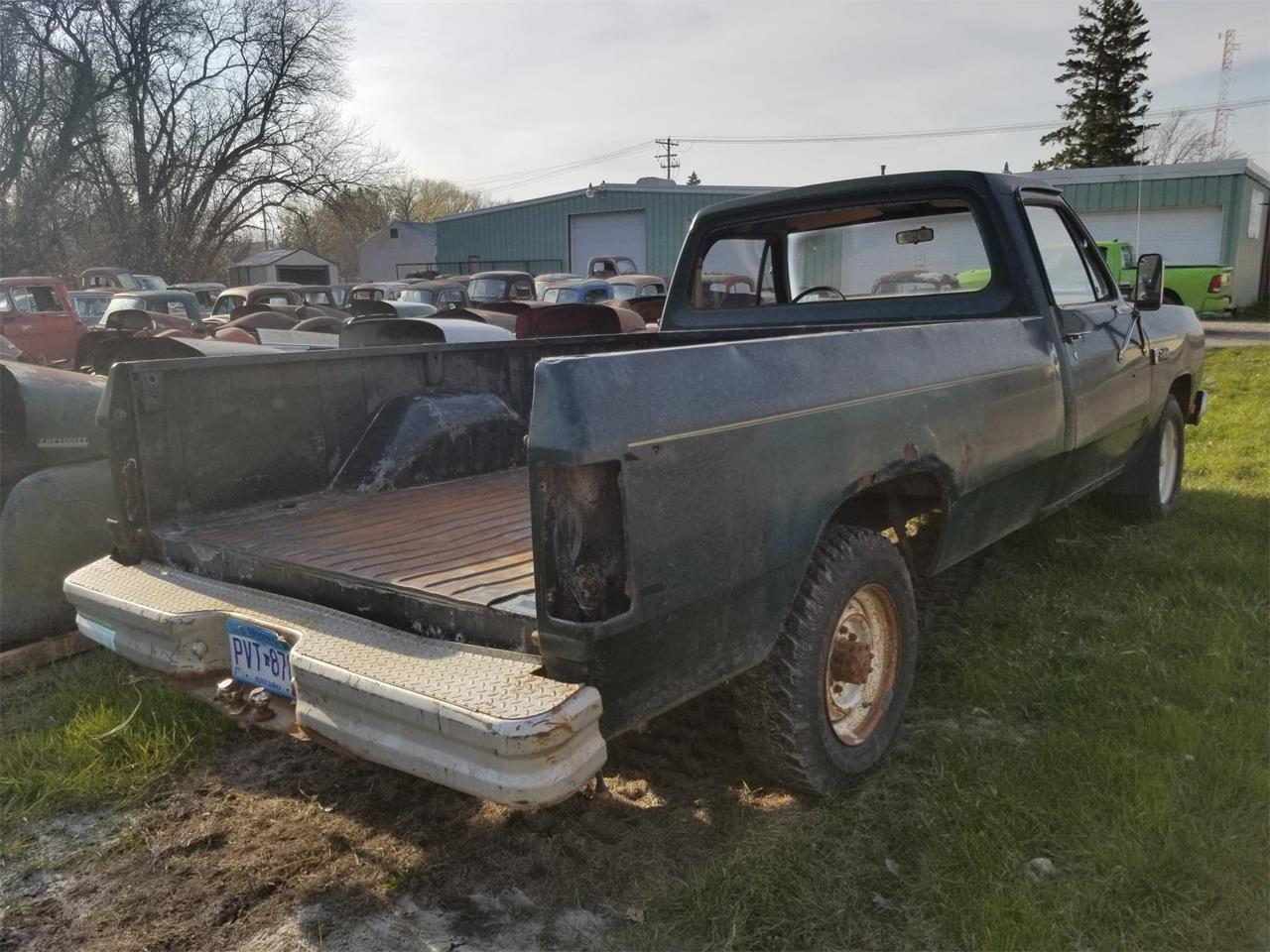 1985 Dodge D250 (CC-1349924) for sale in Thief River Falls, Minnesota