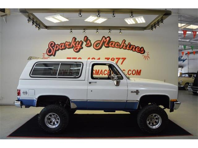 1985 Chevrolet Blazer (CC-1349925) for sale in Loganville, Georgia