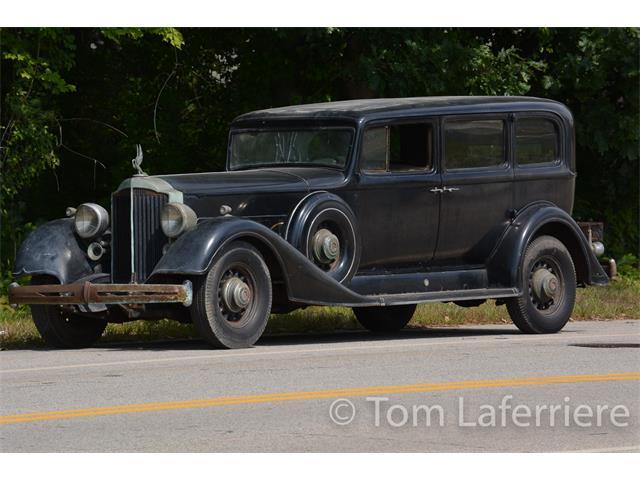 1934 Packard 1105 Super Eight (CC-1349926) for sale in Smithfield, Rhode Island