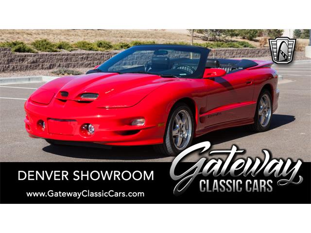 2002 Pontiac Firebird Trans Am (CC-1340993) for sale in O'Fallon, Illinois
