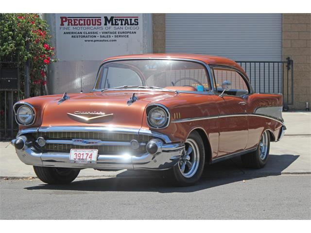 1957 Chevrolet Bel Air (CC-1349930) for sale in San Diego , California