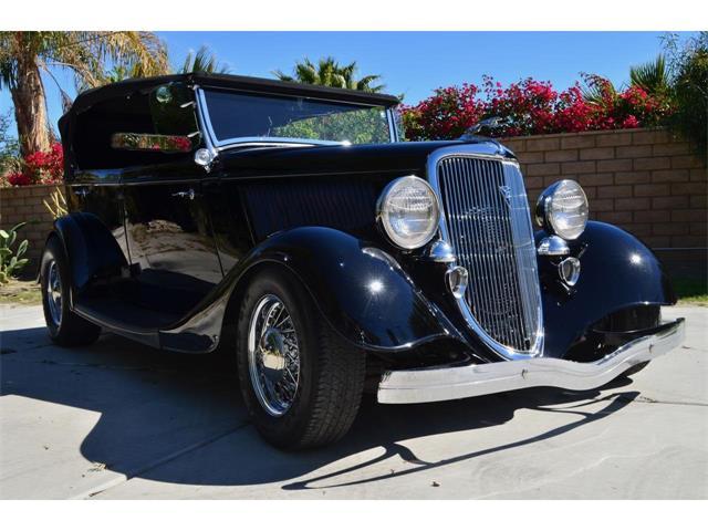 1934 Ford Phaeton (CC-1349969) for sale in Sutton, Massachusetts