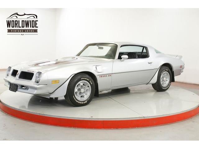 1976 Pontiac Firebird (CC-1349997) for sale in Denver , Colorado