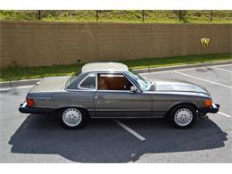 1988 Mercedes-Benz 560SL (CC-1351001) for sale in O'Fallon, Illinois