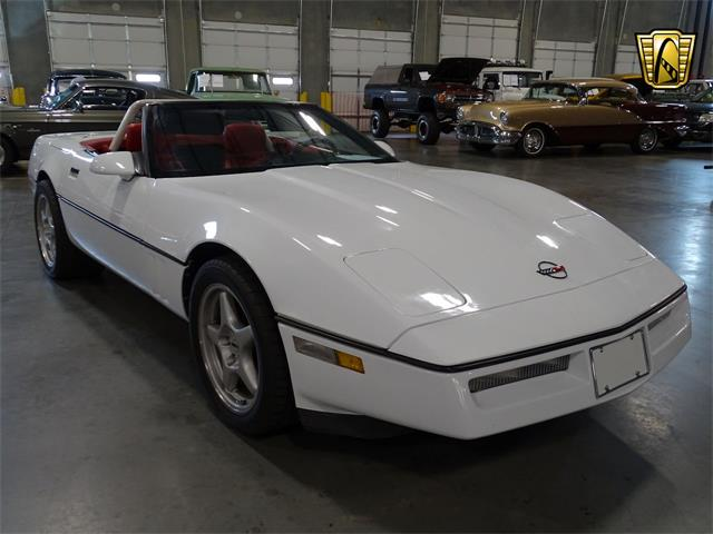 1990 Chevrolet Corvette (CC-1351004) for sale in O'Fallon, Illinois