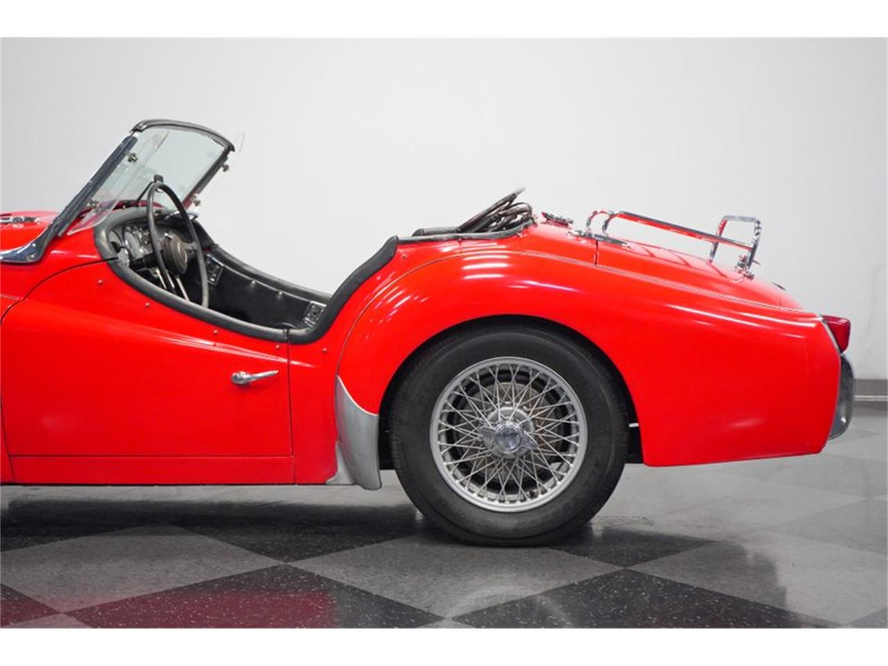1960 Triumph TR3A (CC-1351008) for sale in Mesa, Arizona