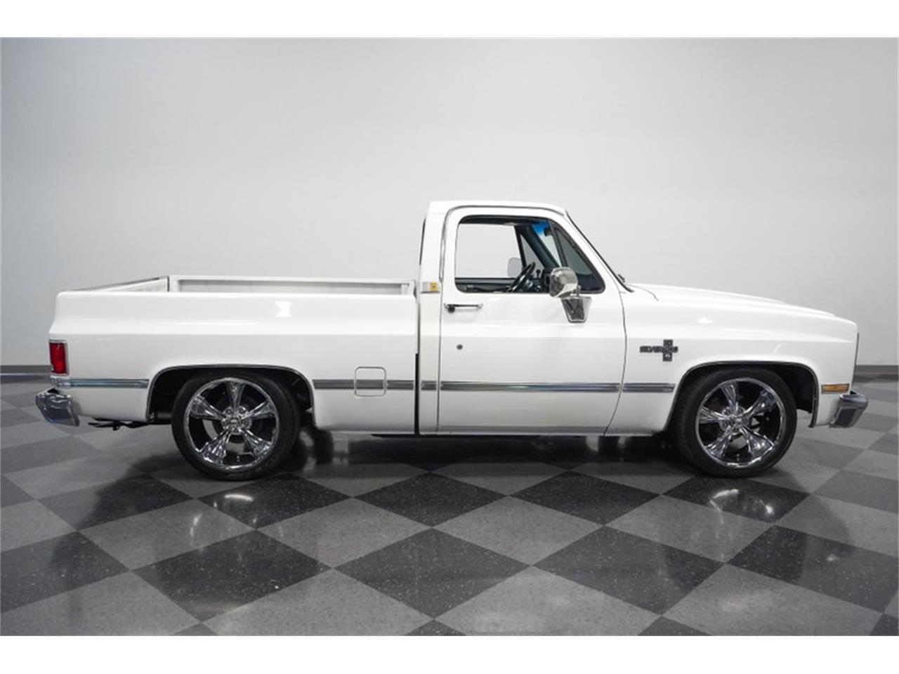 1987 Chevrolet C10 (CC-1351011) for sale in Mesa, Arizona