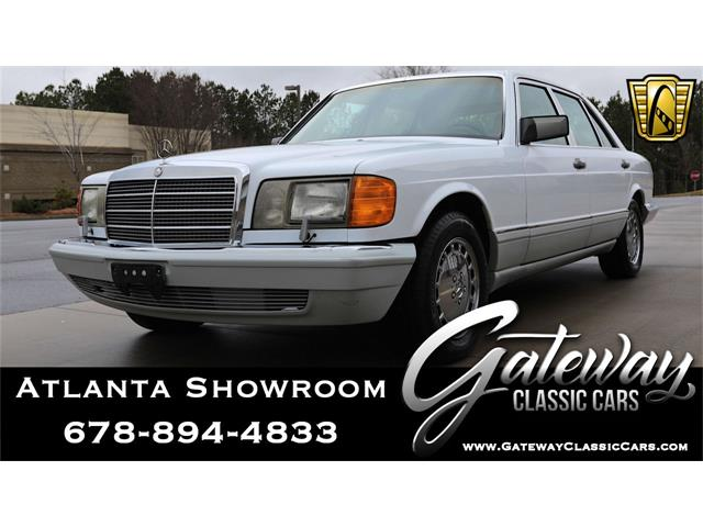 1991 Mercedes-Benz 300SEL (CC-1351020) for sale in O'Fallon, Illinois