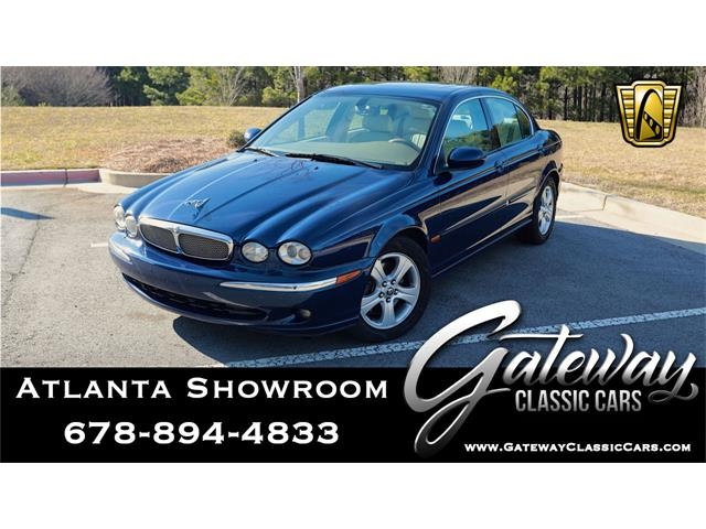 2002 Jaguar X-Type (CC-1351021) for sale in O'Fallon, Illinois