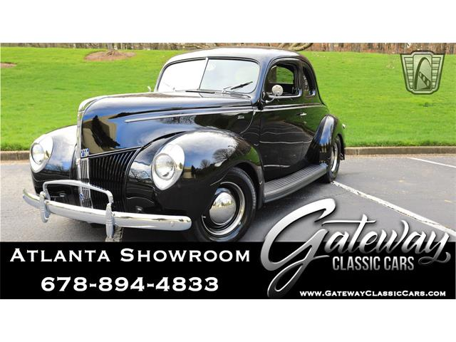 1940 Ford Coupe (CC-1351025) for sale in O'Fallon, Illinois
