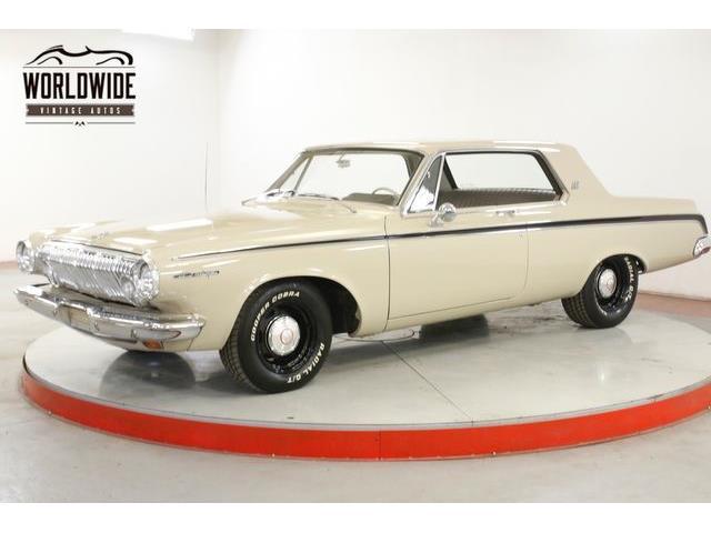 1963 Dodge 440 (CC-1351027) for sale in Denver , Colorado